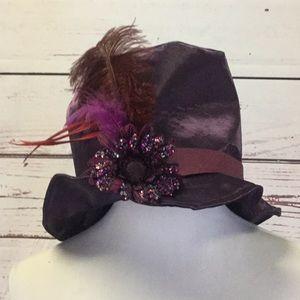 Cosplay Purple Top Hat